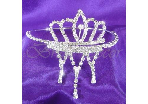 Женский браслет на предплечье «Корона»