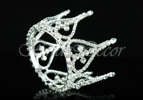 Мини диадема «Корона принцессы»