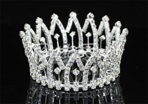 Диадема-корона  «Сплетение судеб»