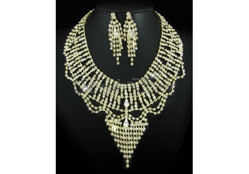 Свадебная бижутерия «Блеск роскоши»