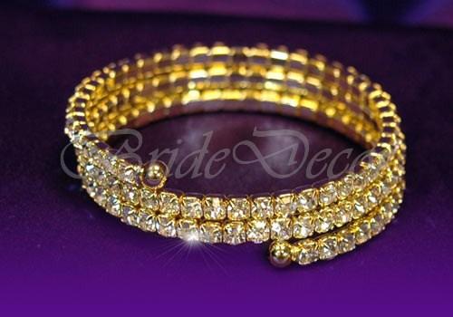 Женский браслет «Золотая сказка»