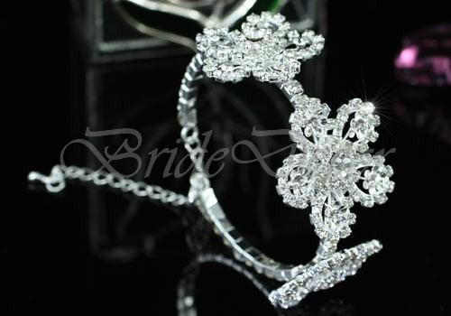 Браслеты на руку «Цветы любви»