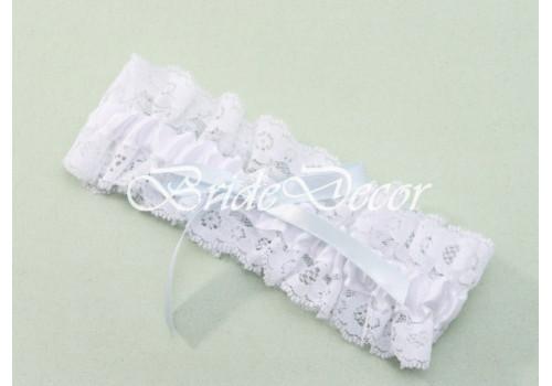 Свадебная подвязка на ногу «Дамская тень»