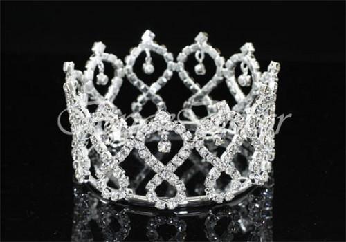 Детская корона «Принцесса Несмеяна»