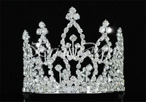 Диадема-корона «Королева торжества»