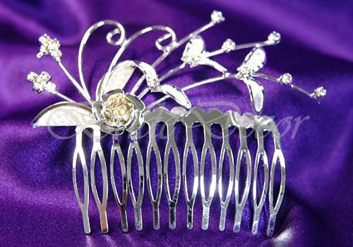 Свадебный гребень для волос «Элен»