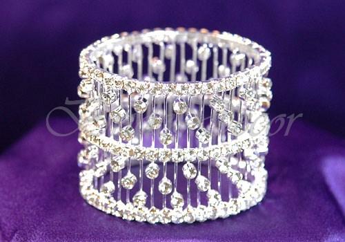Свадебный браслет на руку «Искушение»