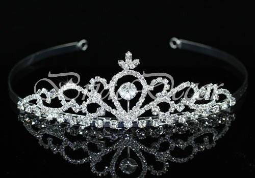 Свадебная диадема «Стиль»