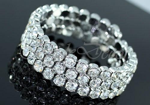 Свадебный браслет «Шик»