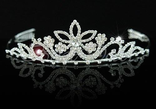 Свадебная диадема «Подарок Афродиты»