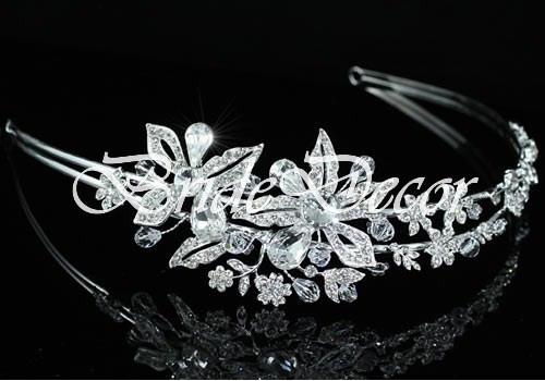 Свадебный ободок «Самая красивая»