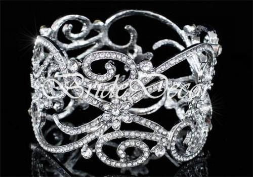Винтажный браслет «Вивьен»